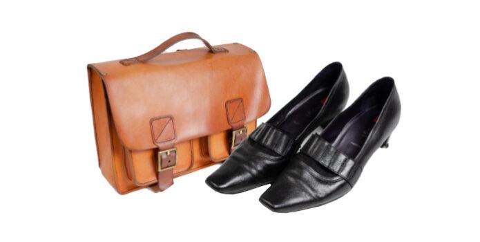 kengät ja laukku nahanhoito